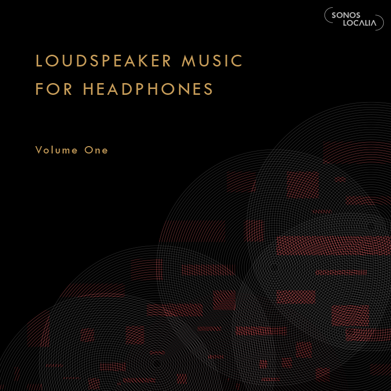 SLD001-LOUDSPEAKER MUSIC FOR HEADPHONES VOLUME ONE